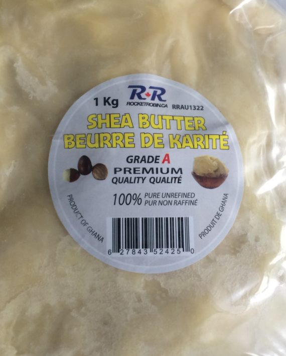 Shea Butter Label 2