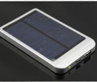 Solar Power Bank_6000 mAh_White_Featured_