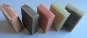 Natural Soap Variety Pack 1
