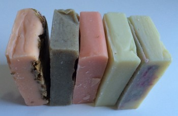 All Natural Soap Variety Pack 2
