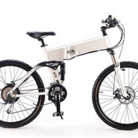 E-Bike Hidden Battery