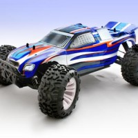 rc buggy blue
