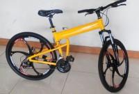 Folding Mountain Bike - Brigade 11
