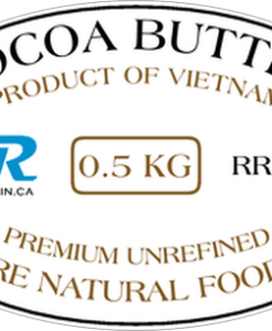 LABEL_Cocoa Butter_RRCO1426