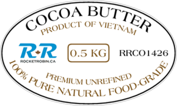 Cocoa Butter Label