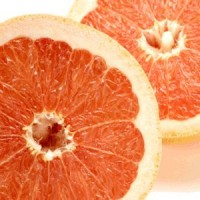 essential oil grapefruit pink