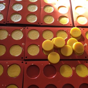 Beeswax Molds