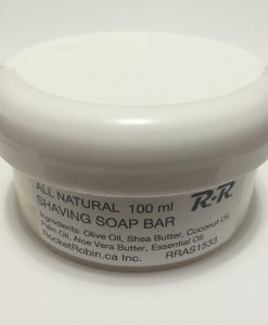 Natural Shaving Soap Bar 3