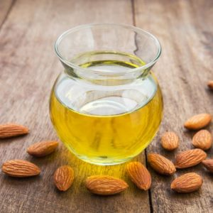 almond oil sweet virgin
