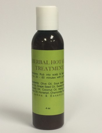 Herbal Hot Oil Treatment 2