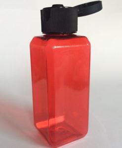 60 ml plastic bottle flip top cap