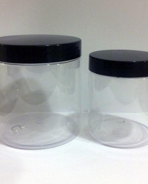 Plastic Jar PET